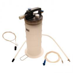 Druckluft-Bremsenentlüfter und Ölabsauggerät