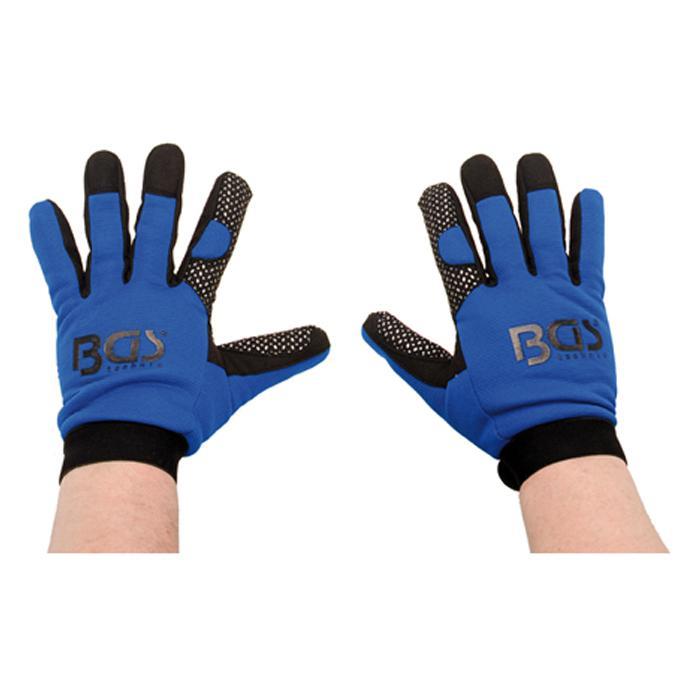 Work Glove - Storlek M-XXL - färg blå