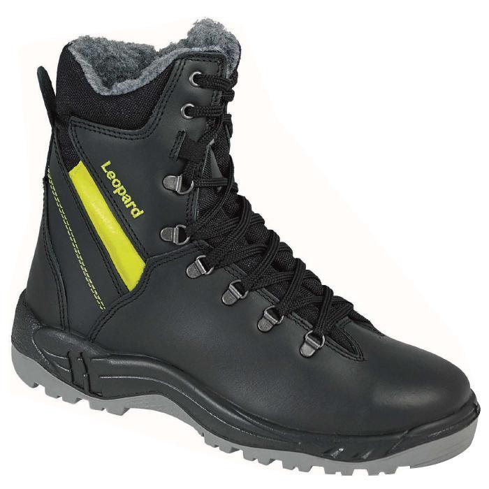 f4f293056f1 Skyddsstövlar - EN 20345 S3 - svart / gul reflekterande