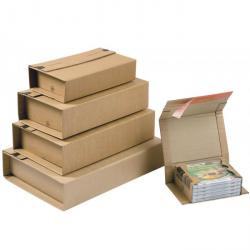 Wrapping cartons ColomPac - 20 pieces per pack - various sizes