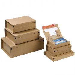 Paketkartonger - 20 stycken - olika storlekar