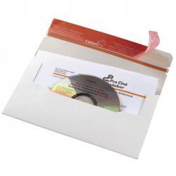 Brief-Verpackung ohne Fenster - 20 Stück ColomPac® CD