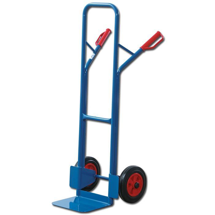 Transportkarre - Typ HK 3 - 300 kg Tragkraft - Vollgummi/Luft