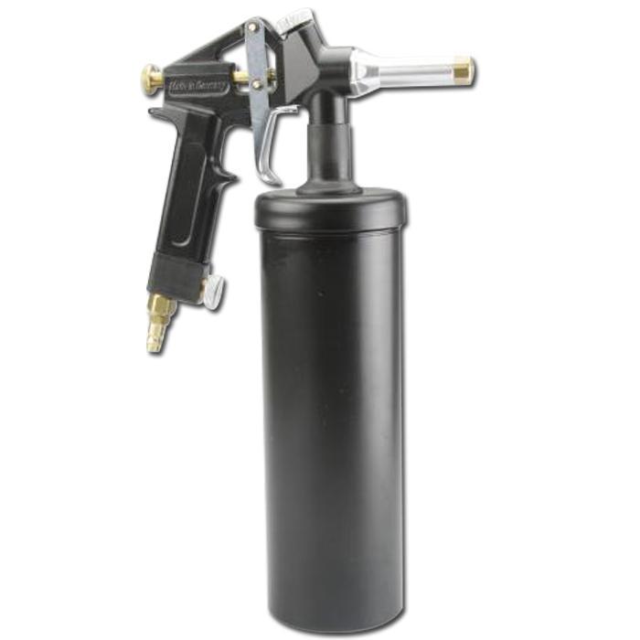 Tryck cup pistol för 1 liters burkar