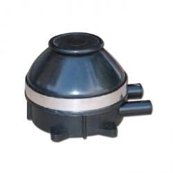 Fuß-Membranwasserpumpe FOOT Binda - Kunststoff-Gehäuse - 8 oder 10  l/min