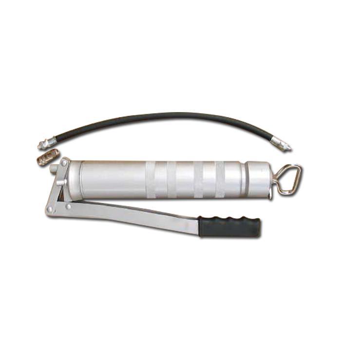 Smörpistol Binda spakfettpistol - stål och aluminium - 1 kg / min - med slang och hydraulkoppling