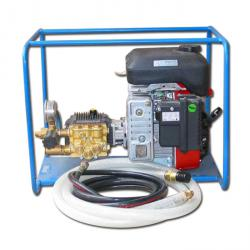 Motor hydraulic pump motor PTP Binda - 120 bar