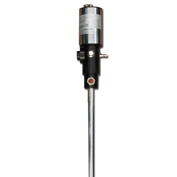 Pompa a pistoni Grasso Verti - max. 2,9 kg / min - aria compressa - per lubrificanti