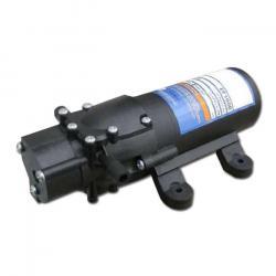 Kammer-Membranpumpe EF - 12 V DC Motor - 3,8 bis 26,5 l/min - 2,8 bis 4,1 bar