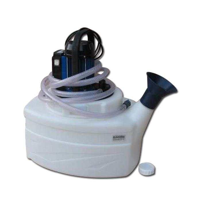 Pompa decalcificante Power Plus Binda - plastica - max. 90 l / min - 230 V - max 0,25 kW - max. 9,5 kg