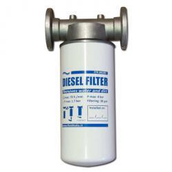 filtres Spin-ligne - Binda - Aluminium