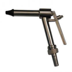 Tappistol RE/ENO Binda - rostfritt stål - 65 l/min. - 20 mm - Vin, rinnande livsmedel