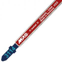 Stichsägeblätter - Hochleistungs-Schnellstahl - 110/132 - für Metall