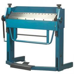 Segment-Abkantbänke - Standmodelle Profi - Blechstärke 1,2-2,5 mm