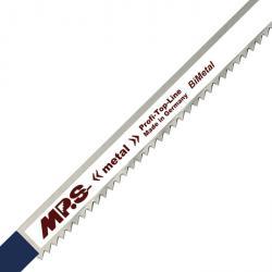 Stichsägeblätter - extra lang - für Metall - 110/132 - Bimetall