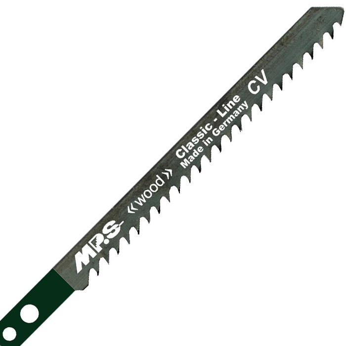Stichsägeblätter - Zahnteilung 3 mm - für Holz - 75/100 - Chrom Vanadium