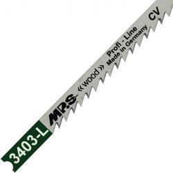 Stichsägeblätter - 110/132 - für Holz - Zahnteilung 4 mm - Chrom Vanadium