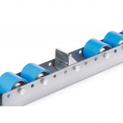 Rücklaufsperre für Colli-Rollschiene
