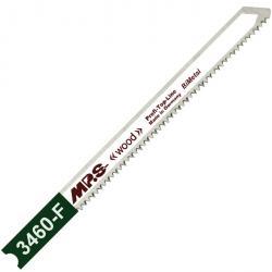 Stichsägeblätter - Bimetall - 75/100 mm - für Holz