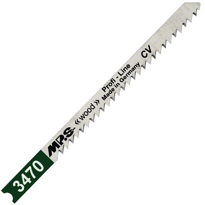 Stichsägeblätter - für Holz - Chrom Vanadium - 90/115 mm