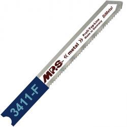 Stichsägeblätter - für Metall - 50/75 mm - Bimetall