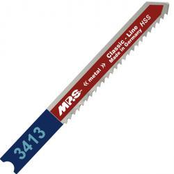 Stichsägeblätter - für Metall - 50/75 mm - Hochleistungs-Schnellstahl