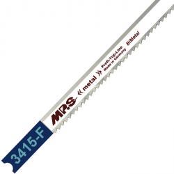 Stichsägeblätter - 110/132 mm - für Metall - extra lang - Bimetall