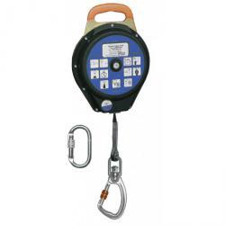 Tilbagetrækning Lifeline - WR-200 i henhold til EN360 - længde 6-15 m