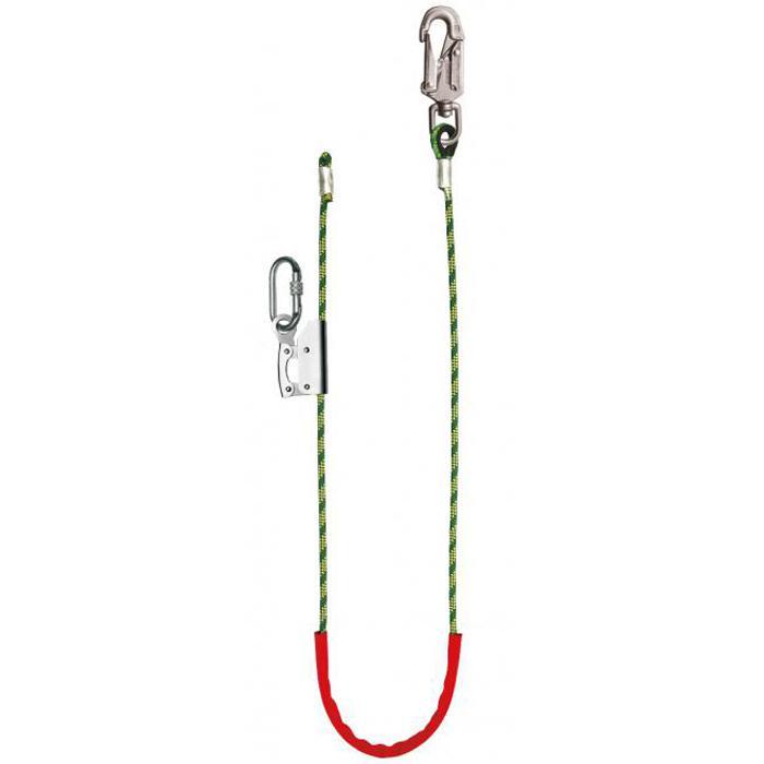 Verbindungsmittel Typ PROT-40 nach EN 358 - Länge 2-15 m