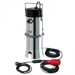 Pompa sommergibile Binda XV - altezza di mandata max. 49 m - max. 0,9 kW - max. 60 l / min - con galleggiante di sicurezza
