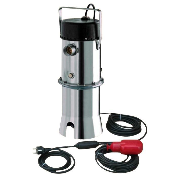 Nedsänkbar pump Binda XV - leveranshöjd max. 49 m - max. 0,9 kW - max. 60 l / min - med säkerhetsflöte