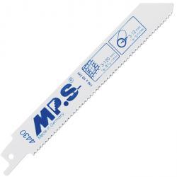 Säbelsägeblätter - für Metall - 2,5 Zahnteilung - 130/150 mm