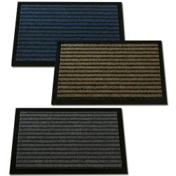 Schmutzfangmatte Grattant - ANTRAZIT od blå - 60x40 till 150x90 cm