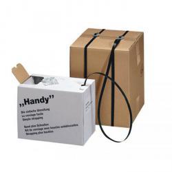"Bandningsset ""handy"" - svart - plast"