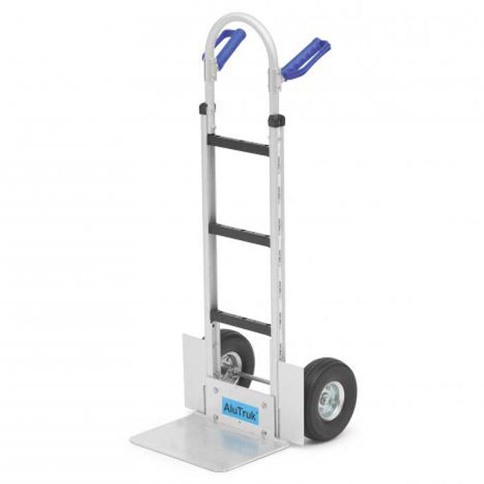 Aluminum cart with Superelastikr