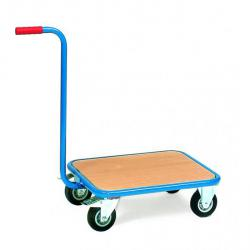 Handle Roller - Capacity 250 kg - powder coated - Colour gentian blue