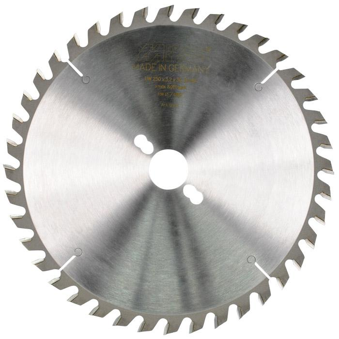 Kreissägeblätter - Fein - für Holz - Hartmetall