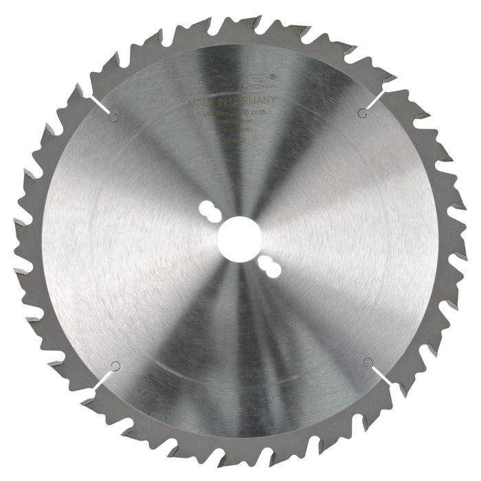 Kreissägeblätter - Grob - Hartmetall -