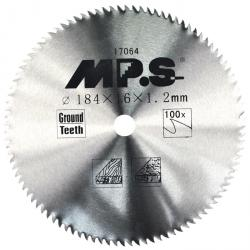 Table saw blades - full steel - for firewood
