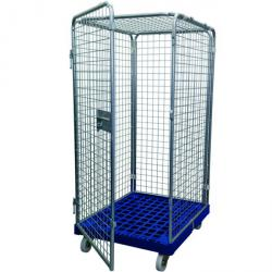 Lockable Rollbox - carrying capacity 500 kg - Bock and Lennkrollen