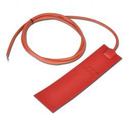 Värmematta - självhäftande - Material Silikon - 12 V