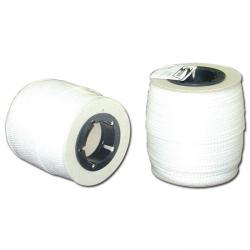 Straightening and mason cord - color white - 100 m long