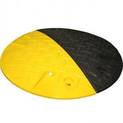 Geschwindigkeitshemmerset - żółty / czarny - Ø 420 mm