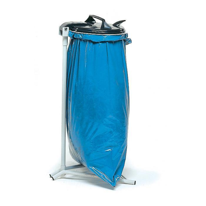 Abfallsammler - Standfüße oder Räder - 120 l Säcke