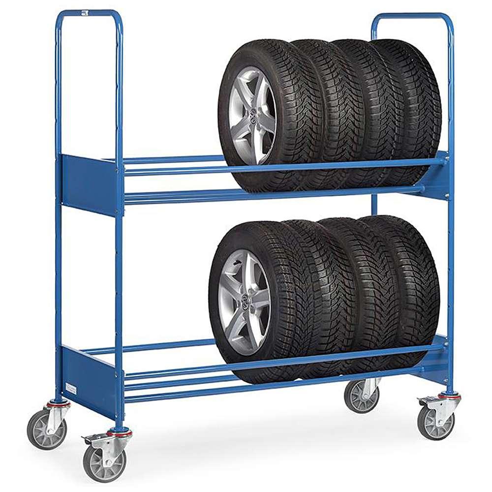 Pneumatico camion - con 2 ripiani - fino a 400 kg