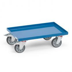 Euro Case Roller - with metal platform - 250 kg