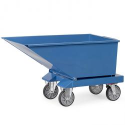 Dumper - 250 liters - with drain tap