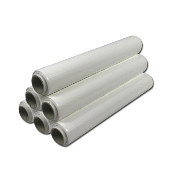 Stretchfolie - weis - Länge 200 m - 6 oder 12 Rollen