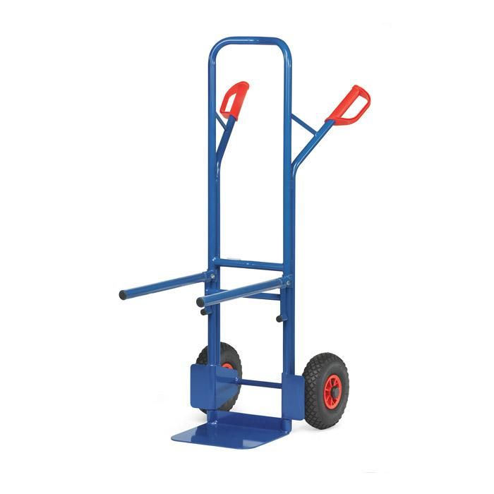 Chair trolley - 300 kg - supporting frame firmly bolted to cart