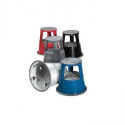 Tritthocker - aus Stahl - verschiedene Farben - Tragkraft 150 kg